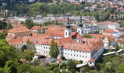 Strahovsky Klaster Praha Strahovský Klášter